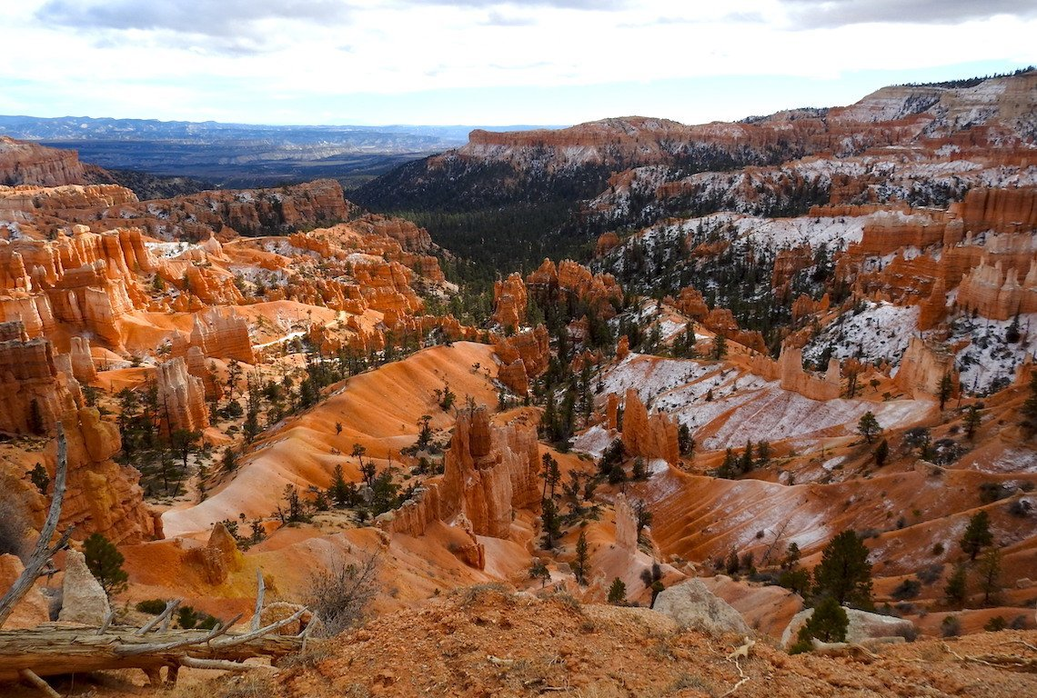 Rim Trail in Bryce Canyon National Park