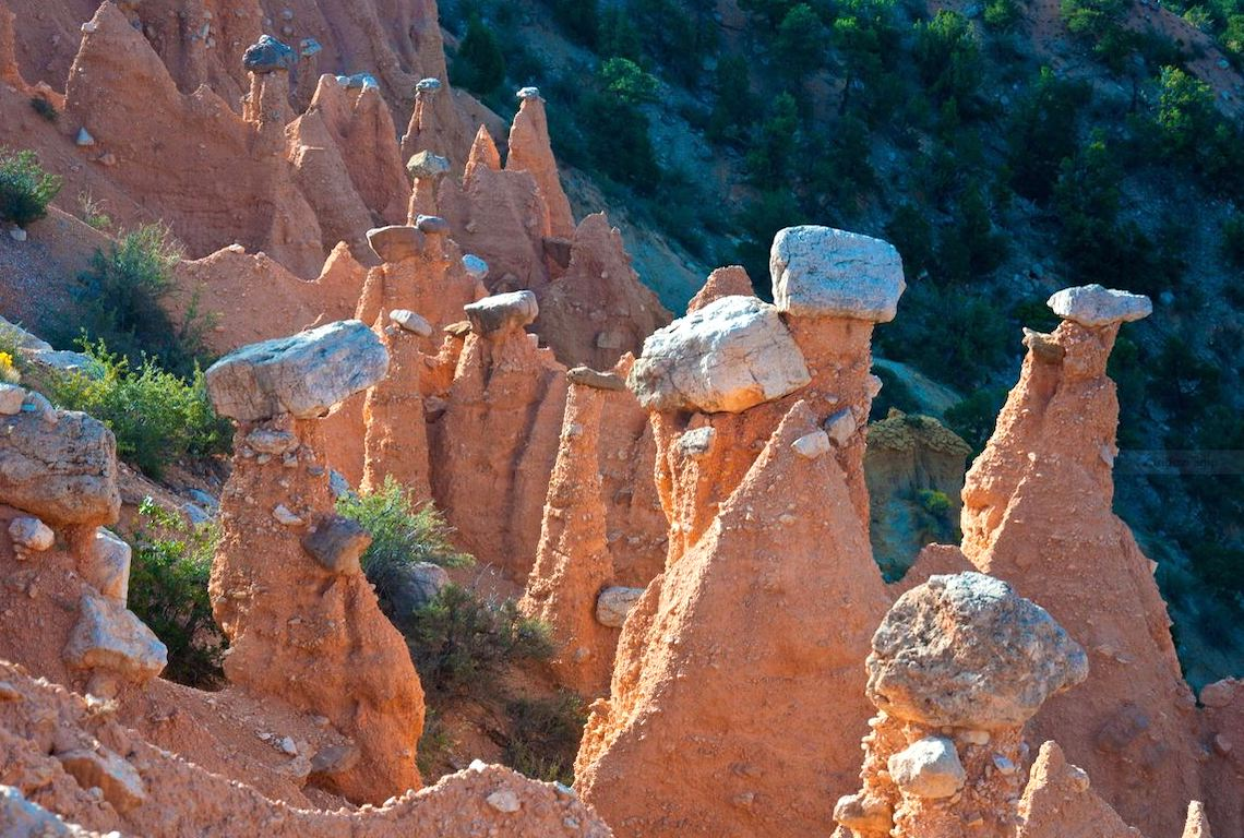 Hat Shop Trail In Bryce Canyon