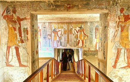 Best Tombs to Visit in the Valley of the Kings