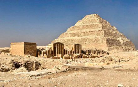 Visit to Saqqara