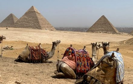 Things to do at the Pyramids of Giza