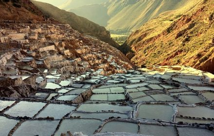 Maras Salt Mines must-see attraction in Sacred Valley of the Incas
