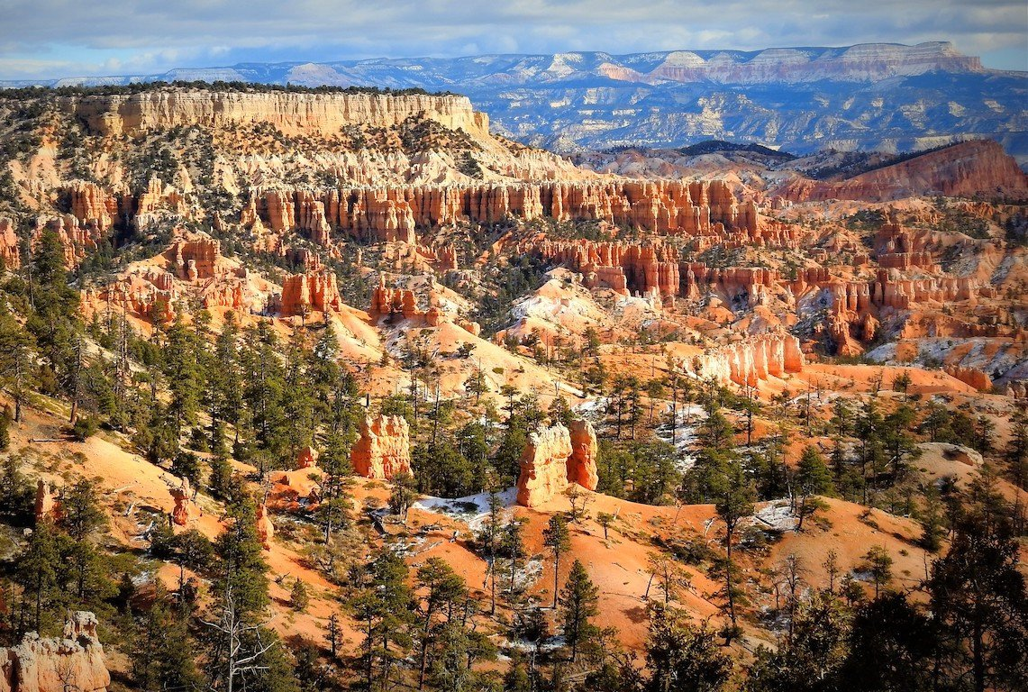 Easy Day-Hikes in Bryce Canyon
