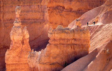 Navajo Loop Trail in Bryce Canyon