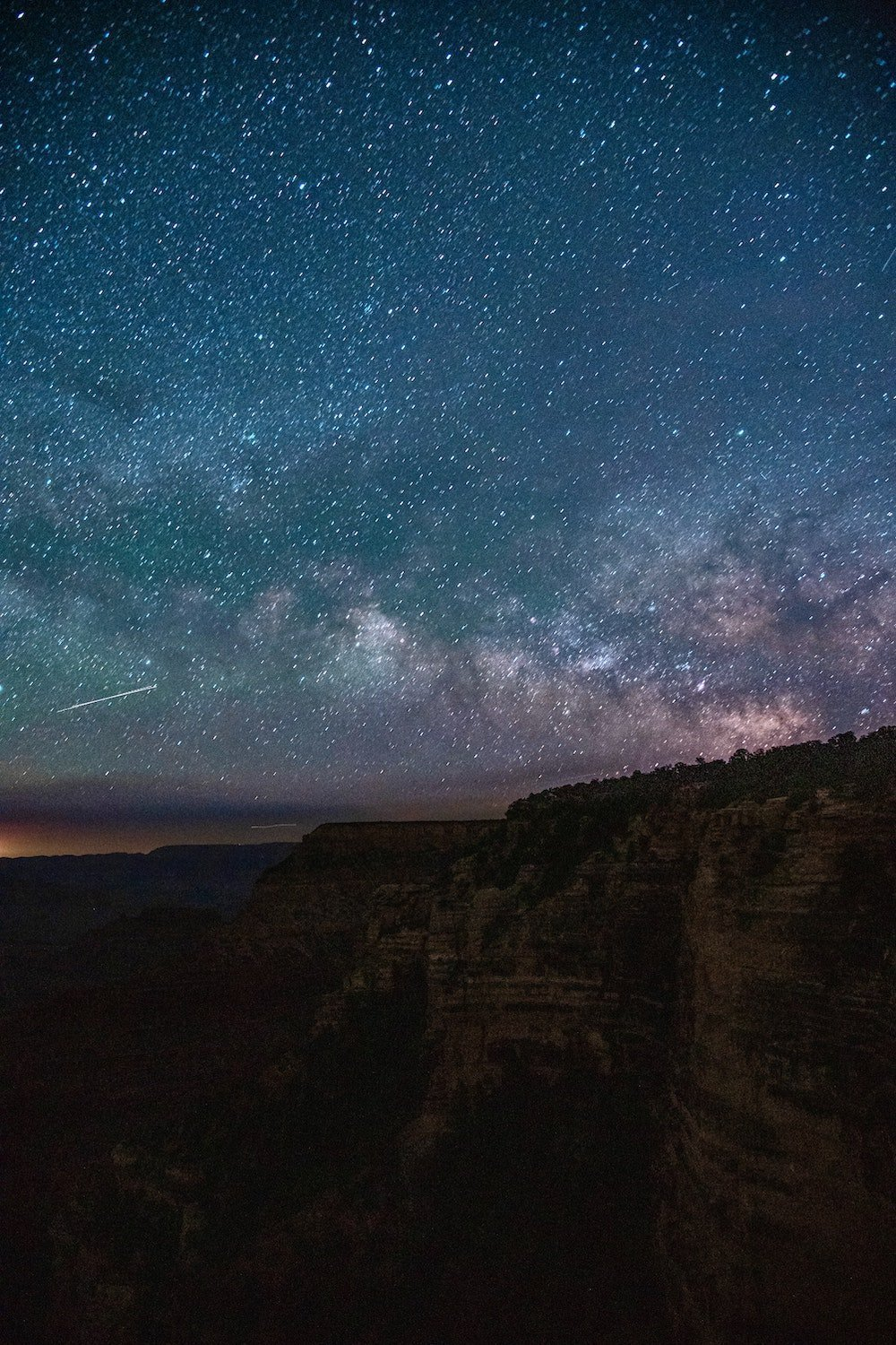 Nighttime Photography in Grand Canyon